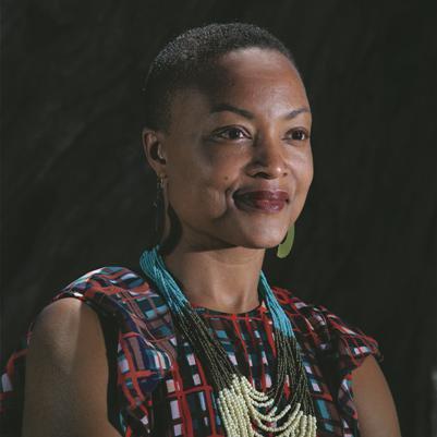 Shalanda Baker