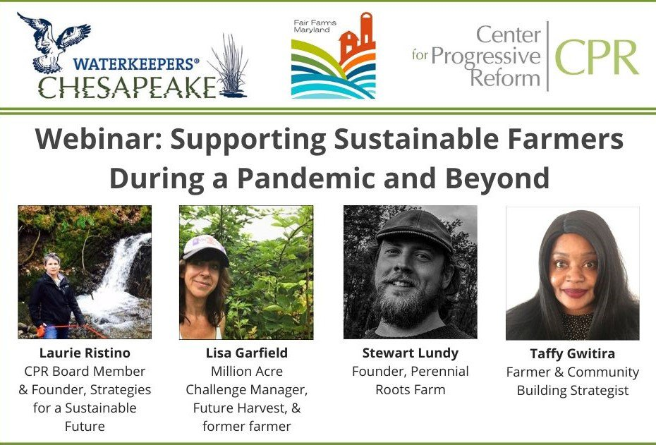 Sustainable Agriculture Webinar