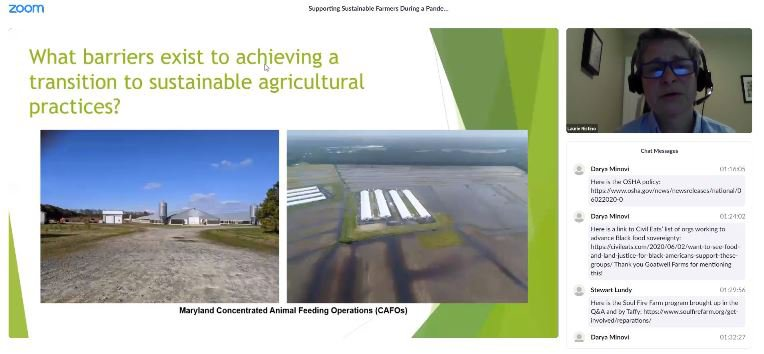 Sustainable Farming Webinar