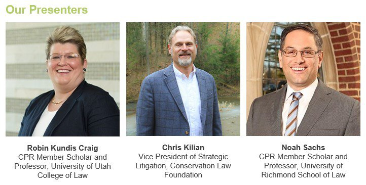 Toxic Floodwaters Webinar Speakers